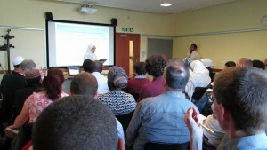 Cardiff Conference Asma speaking